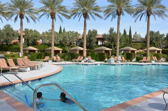 The Westin Lake Las Vegas Resort & Spa : Lovely pool