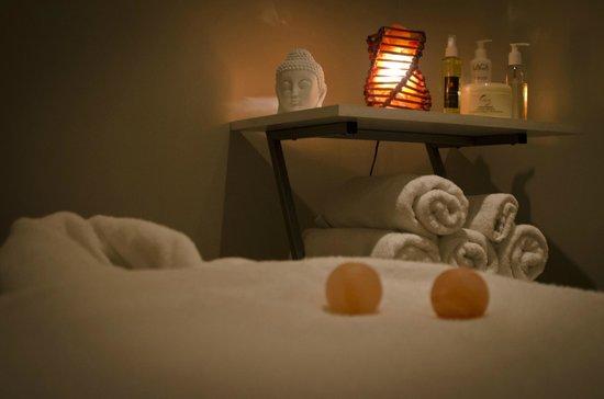 Apart Hotel & Spa Congreso: Sauna Spa