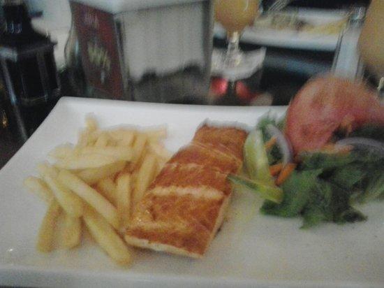 Il Gourmet: Salmon