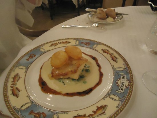 Restaurant Paul Bocuse : Turbot