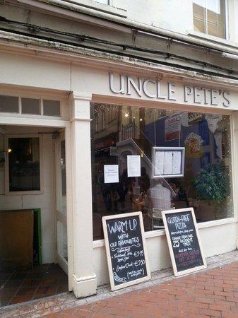Uncle pete's