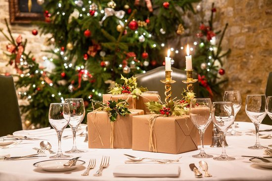 The Spread Eagle Hotel & Spa: Jacobean Christmas Party