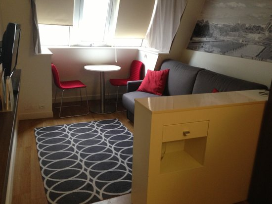 Citadines Maine Montparnasse : Room