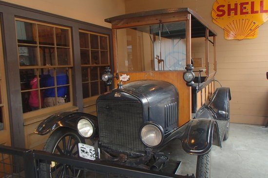 Burnaby Village Museum: Going back in time travel