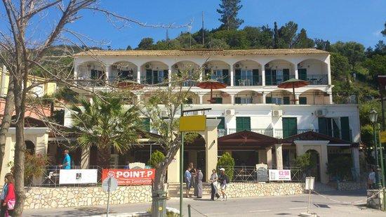 Apollon Hotel: Hotel Apollon