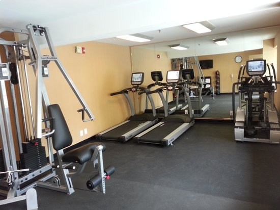 Best Western Plus Rancho Cordova Inn: New Gym