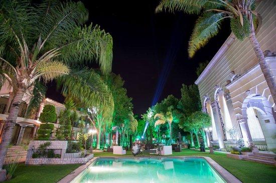 Hotel Villa Florencia: EVENTOS ILUMINADOS