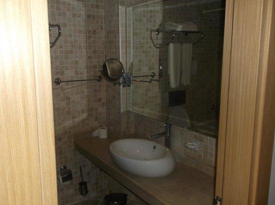 Mersoy Bellavista Suites : my bathrom