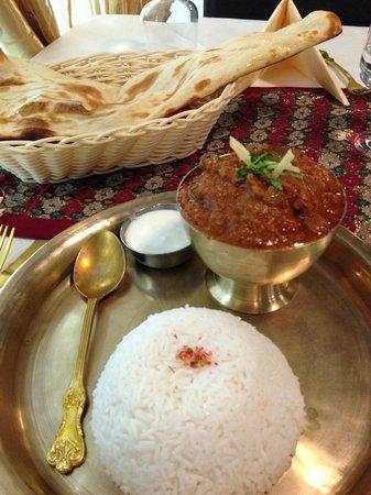 Mount Sherpa: My food