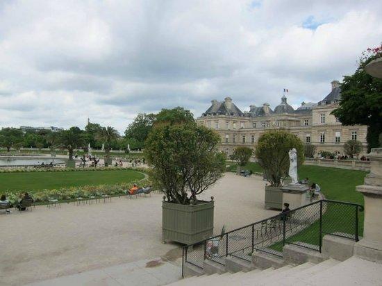 Jardin du Luxembourg : Luxembourg Gardens