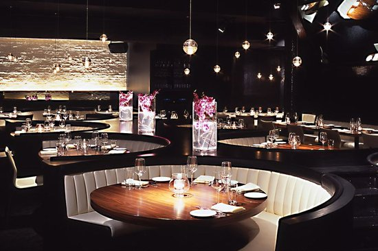 Photo of American Restaurant STK at 26 Little West 12th St, New York, NY 10014, United States