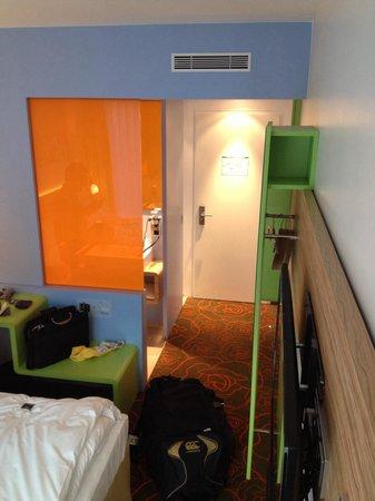 Ibis Styles Hildesheim: The room
