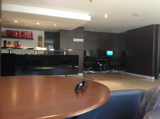 Brasilia Imperial Hotel e Eventos : restaurante