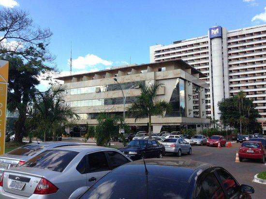 Brasilia Imperial Hotel e Eventos : Área do hotel