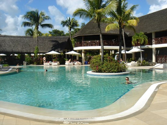 Maritim Resort & Spa Mauritius : The pool was never busy