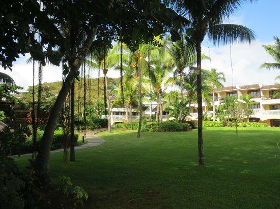 Maritim Resort & Spa Mauritius : Lovely, well kept grounds