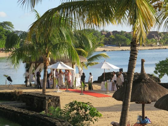 Maritim Resort & Spa Mauritius : What about this for your wedding 'function room'!