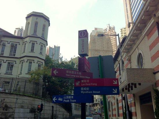 Mini Hotel Central Hong Kong: 。