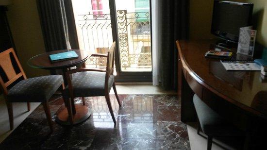 Gran Hotel Barcino: Mein Zimmer Nr 406