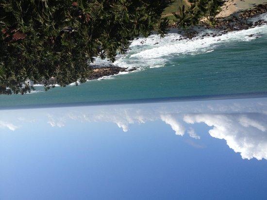 Dondra Head Lighthouse: Southern extreme of Dondra Point