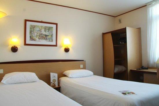 Hotel Campanile Zwolle: Twin room