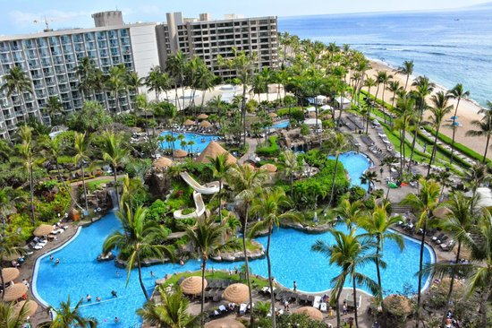Westin Maui Resort And Spa: Beach Tower Room 1086