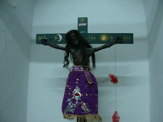 Hilario Mendivil Museum (Museo de Hilario Mendivil): Jesus