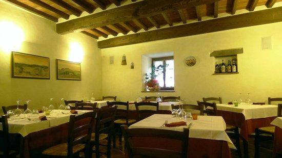 Casale L'Antico Carro: Dining room