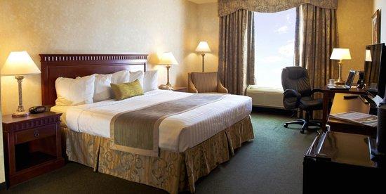 Hotel MTL EXPRESS Aéroport de Montréal : Standard Double bed