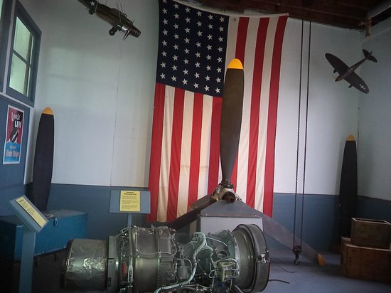 Naval Air Station Wildwood Aviation Museum: Pride of the USA