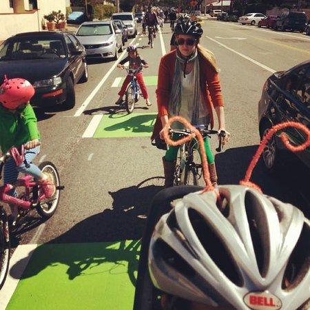 Santa Monica Bike Center: Kidical Mass