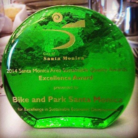Santa Monica Bike Center: Excellence in Economic Development Award