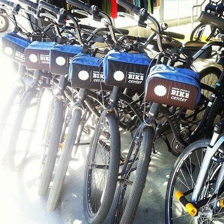 Santa Monica Bike Center: Bikes!