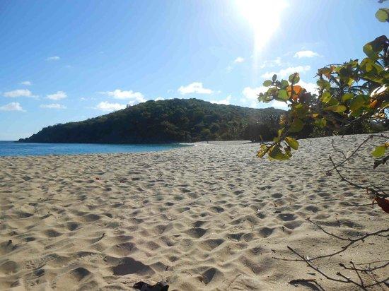 Happy Bay Beach: Speaks for itself