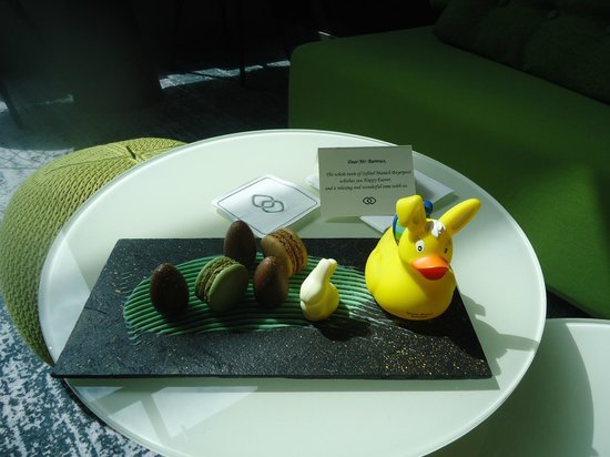 Sofitel Munich Bayerpost: surprise perk