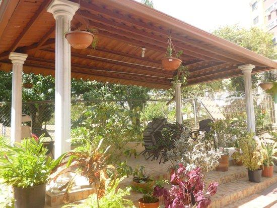 Bell Park View Guest House : Gazebo