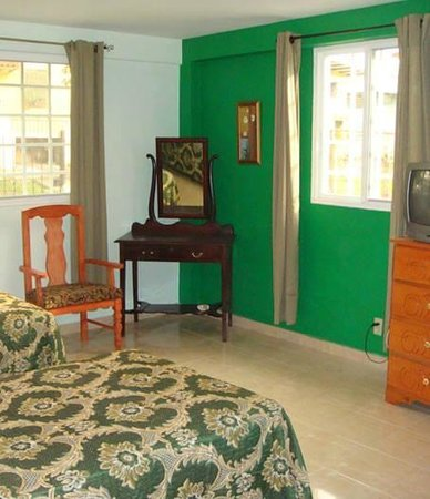 Bell Park View Guest House: Mint Room