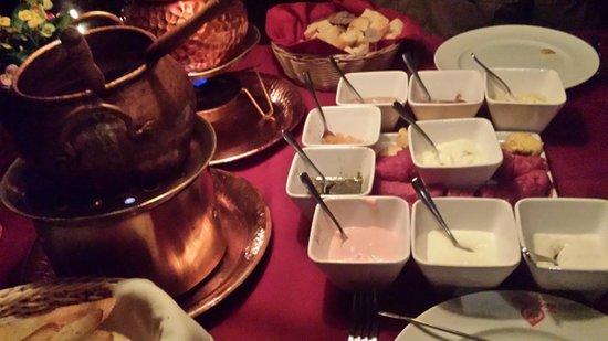 Era Uma Vez Um Chalezinho : Rodízio de fondue