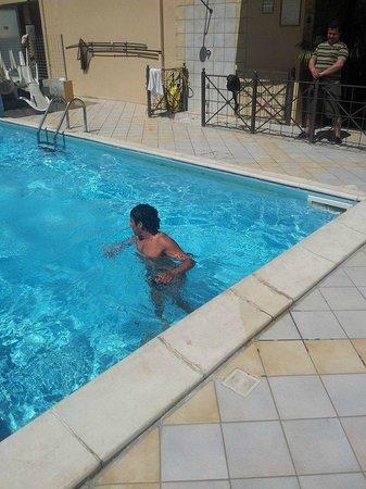 piscina dell'hotel Mutacita