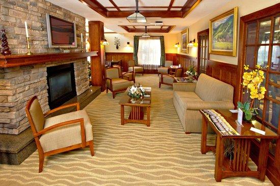 Holiday Inn Express Turlock: Great Room Lounge
