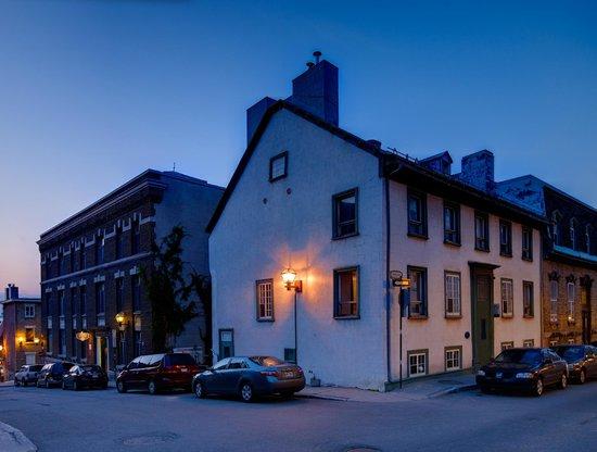 HiQuebec, Auberge Internationale de Quebec : Vue extérieure / Outdoor view