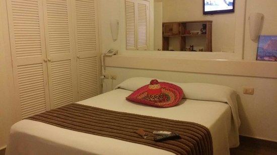 Coco Rio Playa del Carmen: La mia comodissima stanza