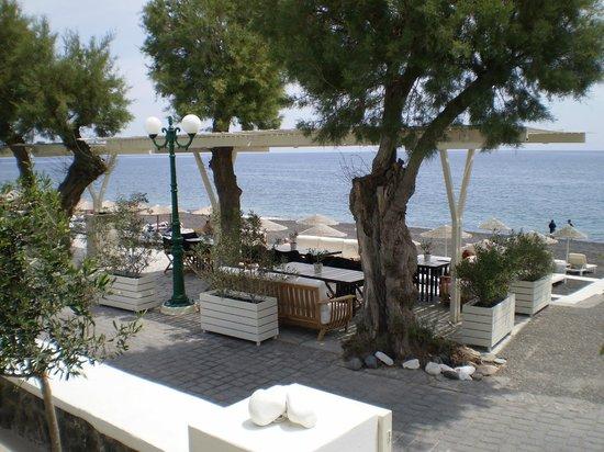 Bellonias Villas: Spa nearby hotel