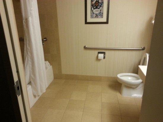 Holiday Inn Austin-Town Lake: big bath