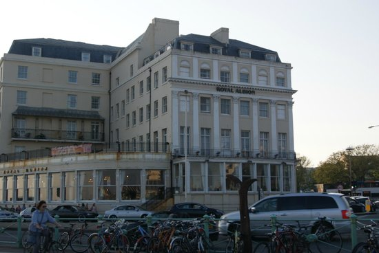 Royal Albion Hotel-Brighton: Hotel