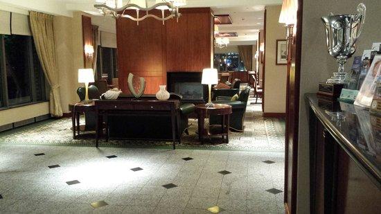 Residence Inn by Marriott Boston Harbor on Tudor Wharf: Lobby