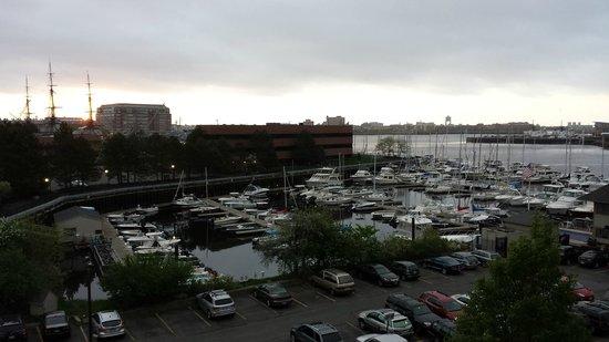 Residence Inn Boston Harbor on Tudor Wharf : Harbor View