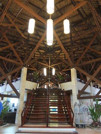 Natura Park Beach - EcoResort & Spa: Lobby