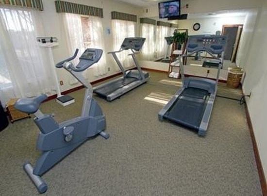 Holiday Inn Express Turlock: 24 Hour Fitness Room