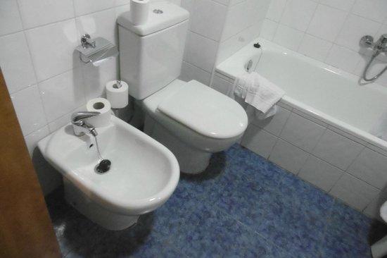 Acta Antibes: Bagno wc
